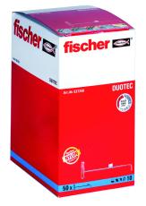 fischer nylonkipdybel DUOTEC, 50 stk.