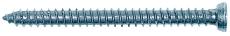 fischer montageskrue med hoved 7,5 x 72 mm, 100 stk.