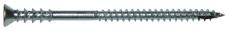 Justerskrue, elforzinket, TX25, 6,0 x 80 mm, 100 stk.