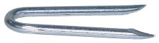 Kramper, elforzinket 2,0 x 25 mm, 1170 stk.