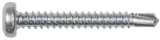 Pladeskrue elforzinket, PH, TX20, 4,2 x 32 mm