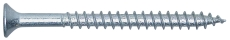 SPUN®+ skrue elforzinket UH, TX20, 5,0 x 70/45 mm