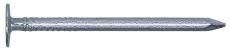 Papsøm, blanke 2,5 x 40 mm, 740 stk.
