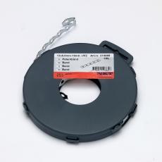Patentbånd, varmforzinket, 17 x 0,8 mm x 25 m
