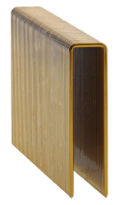 Klammer S16, elforzinket, 25 mm