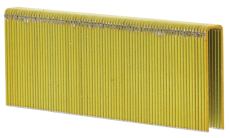 HAUBOLD klammer, elforzinket, KG735, 35 mm, 7500 stk.