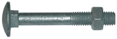 Bræddebolt med møtrik DURAMAX™ 1000, M6 x 40 mm, 100 stk.