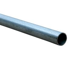 """Stålrør 25 mm (1"""") varmgalvaniseret (3M)"""