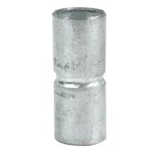 "Muffe 50 mm (2"") kort galvaniseret"
