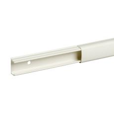 OptiLine minikanal 12x20 1 rum, hvid, PVC
