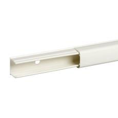 OptiLine minikanal 18x20 1 rum, hvid, PVC