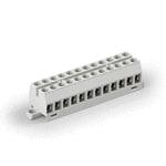 Klemrække 6 mm² 12-Polet KR8121