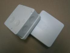 Forgreningsdåse AP9 grå IP65