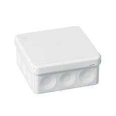 Forgreningsdåse AP9 hvid IP65