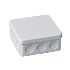 Forgreningsdåse AP10 grå IP55