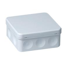 Forgreningsdåse AP10 hvid IP55