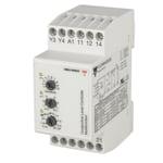 Niveau forstærkerrelæ 2..4-Niveau 230V AC/DC CLD4MA2D230