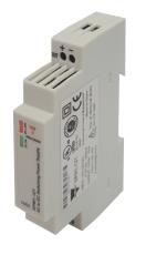 Strømforsyning SPM 24V DC 0,42A, 10W, 1-modul