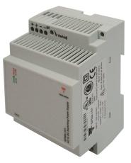 Strømforsyning SPM 24V DC 2,5A, 60W, 4-modul